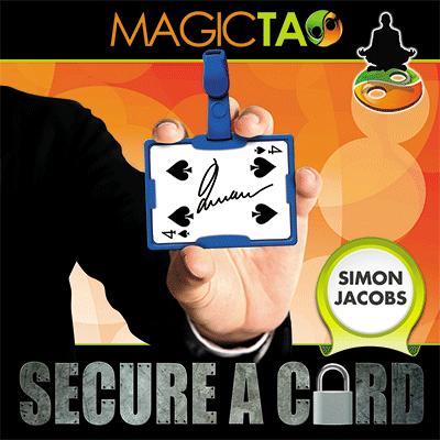 Secure A Card - magic