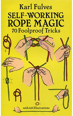 Self Working Rope Magic - magic