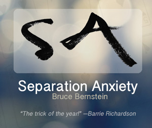 Separation Anxiety - magic