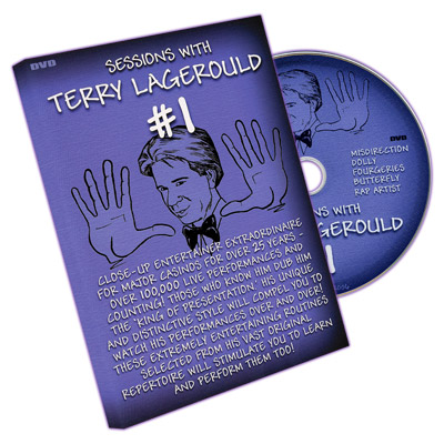 Sessions With Terry LaGerould #1 - magic