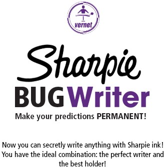 Sharpie BUG Writer - magic