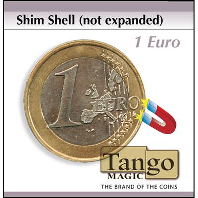 Shim Shell - 1 Euro Coin - magic