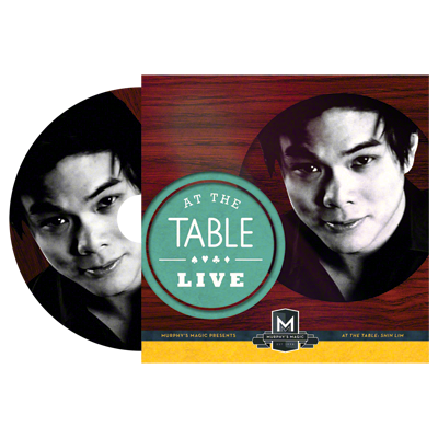 Shin Lim Live Lecture DVD - magic