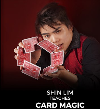 Shin Lim Teaches Card Magic - magic