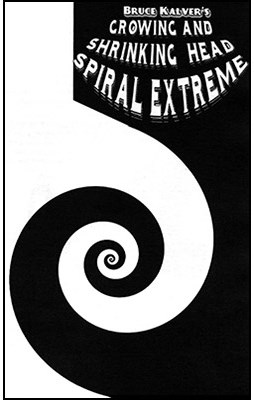Shrinking And Growing Head Spiral Extreme - magic