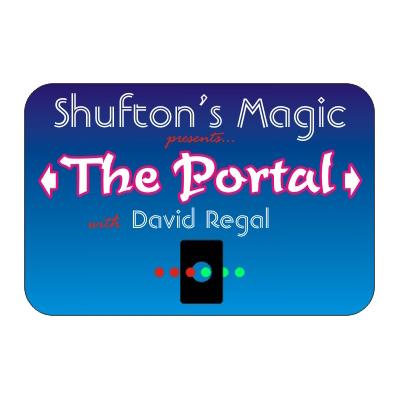 Shufton's Portal - magic
