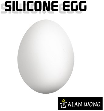 Silicone Egg - magic