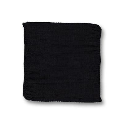 "9"" Single Silk (Black Satin) - magic"