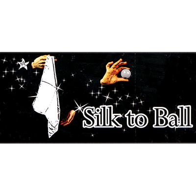 Silk to Ball (White) - magic