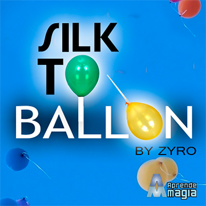 Silk to Balloon - magic