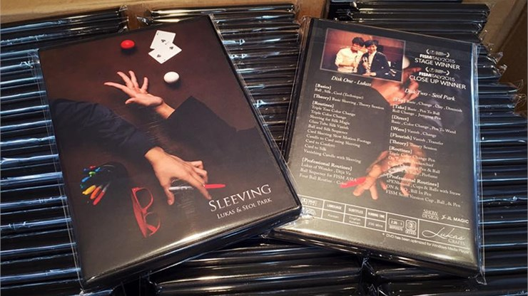 Sleeving (2 DVD Set) - magic