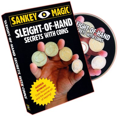Sleight Of Hand With Coins - magic