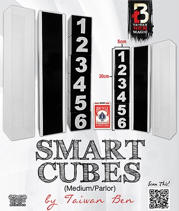 Smart Cubes - magic