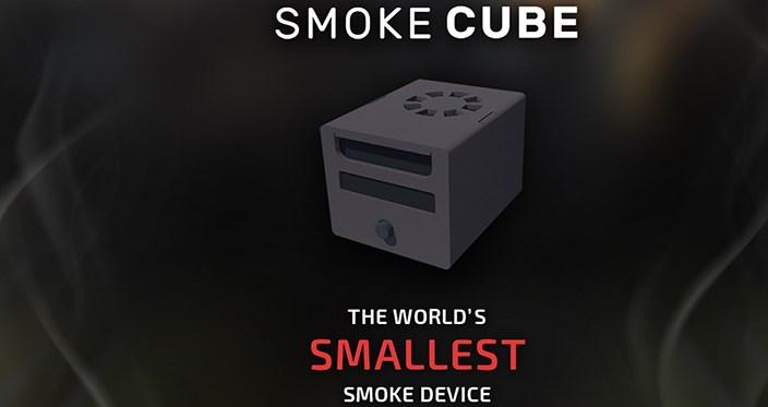 Smoke Cube - magic