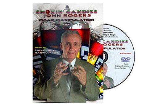 Smokin' Candies - Cigar Manipulations  - magic