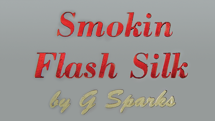 Smokin Flash Silk - magic