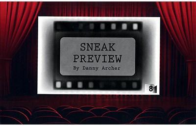Sneak Preview - magic