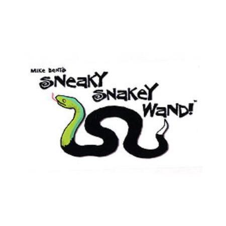 Sneaky Snakey Wand - magic