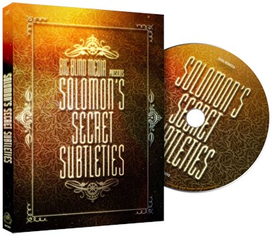 Solomon's Secret Subtleties - magic