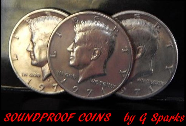 Soundproof Coins - magic