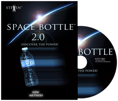 Space Bottle 2.0 - magic