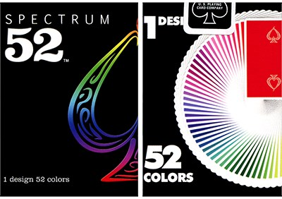 Spectrum 52 Deck - magic