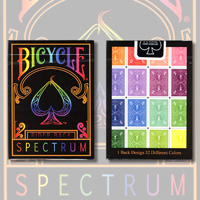 Spectrum Deck - magic