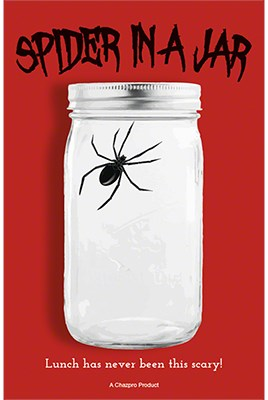 Spider in a Jar - magic