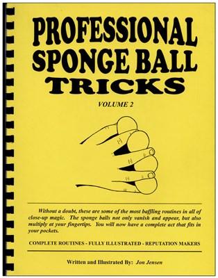 Sponge Ball Book #2 - magic
