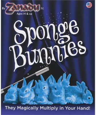 Sponge Bunnies - magic