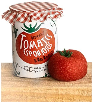 Sponge Tomatoes - magic