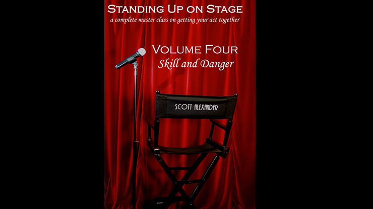 Standing Up on Stage Volume 4 Feats of Skill and Danger - magic