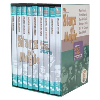 Stars Of Magic Set - Volumes 1-9 - magic