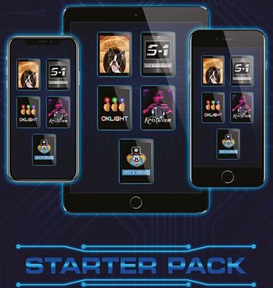 Starter Pack - magic