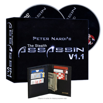 Stealth Assassin Wallet V1.1 - magic
