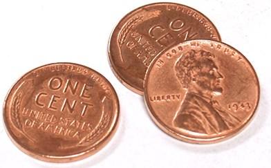 Steel Core Penny - magic