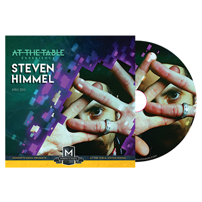 Steven Himmel Live Lecture DVD - magic
