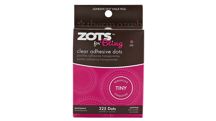 Sticky Dots Tiny  Roll of 325 - magic