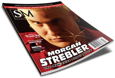 Street Magic Magazine August/September 2007 Issue - magic