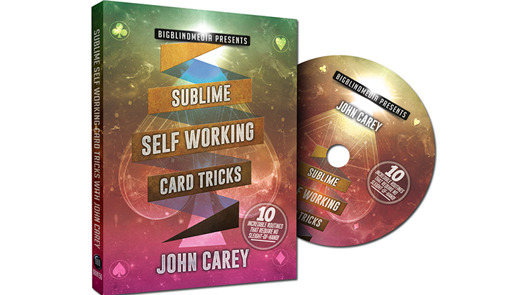 Sublime Self Working Card Tricks - magic