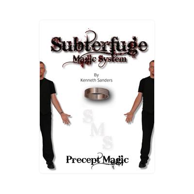 Subterfuge 2.0 Magic System - magic