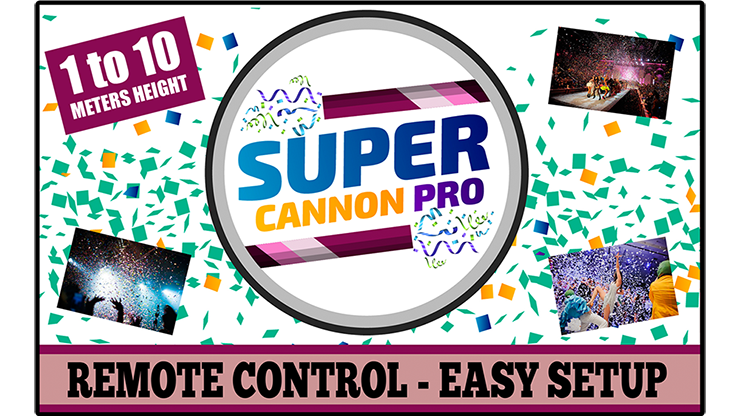 Super Cannon Pro - magic