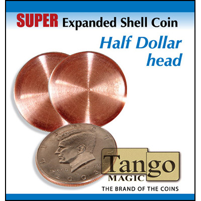 Super Expanded Shell - Half Dollar - Head - magic