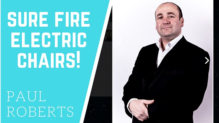 Sure Fire Electric Chairs - magic