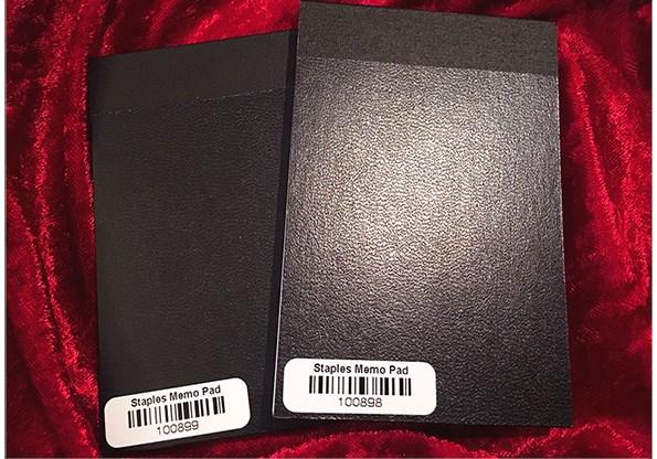 SvenPad® Black Minis Non-Gimmicked - magic