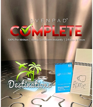 SvenPad® Complete - magic