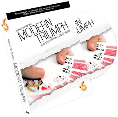System 6 - Modern Triumph - magic