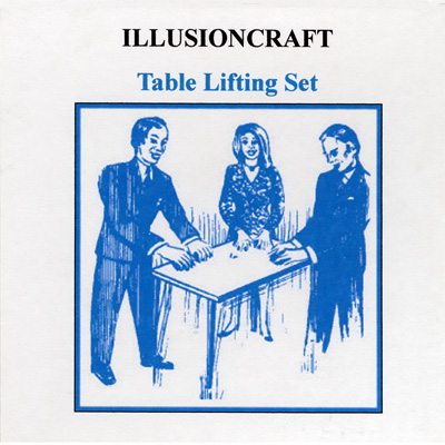 Table Lifting Set - magic