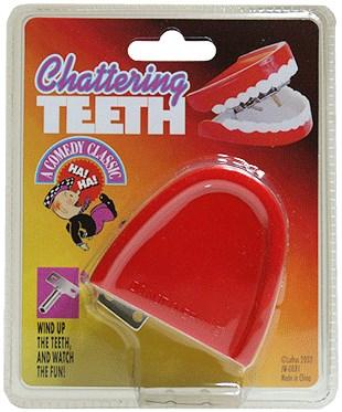 Talking Teeth - magic