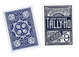 Tally-Ho Fan Back - magic